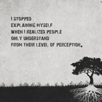 perception